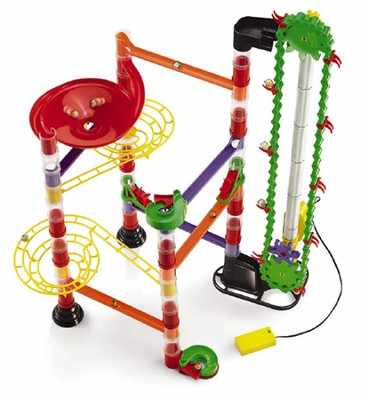Marble Run with Motorized Elevator  -