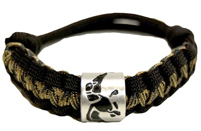 Duck Dynasty, Braided Survival Bracelet, Camo  -