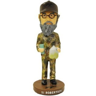 Duck Dynasty, Uncle Si Bobble Head  -