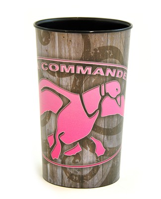 Duck Commander Souvenir Cup, Pink Logo Duck Commander Series   -