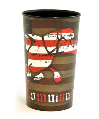 Duck Commander Souvenir Cup, Flag Duck Commander Series   -