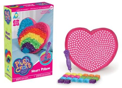 PlushCraft &#153 Heart Pillow   -