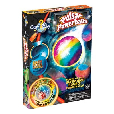 Curiosity Kits(R) Pulsar Powerballs   -