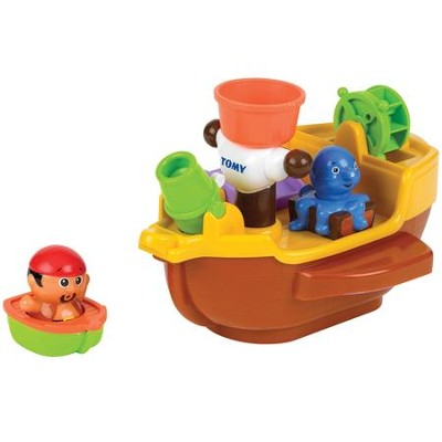 Tomy - Pirate Pete's Bath Ship  -