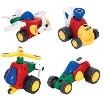 Tomy - Constructables - Vehicles  -