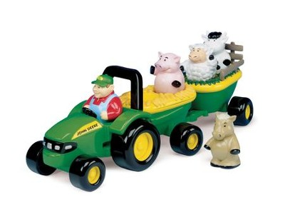 John Deere - Animal Sounds Hayride  -