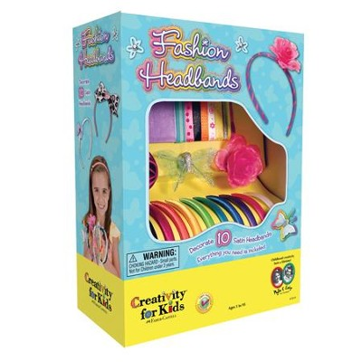 Fashion Headbands Kit  -