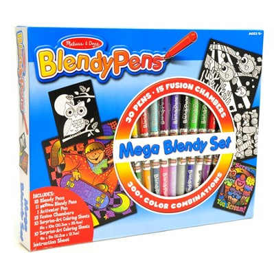 Mega Blendy Pen Set   -