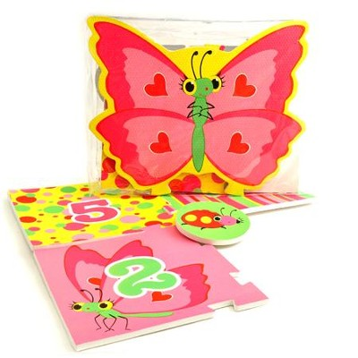 Bella Butterfly Hopscotch  -