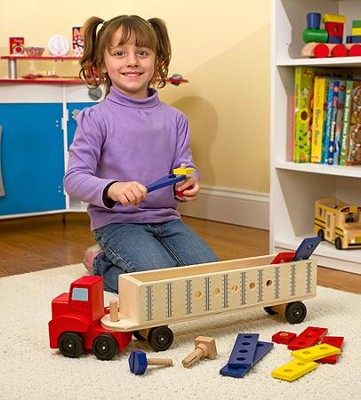 Big Rig Building Set  -