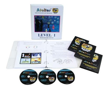 Atelier Art Curriculum Level 1  -