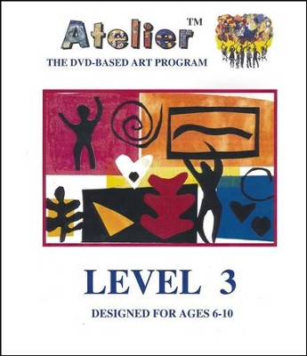 DVD-Based Art Lesson Modules Level 3C  -
