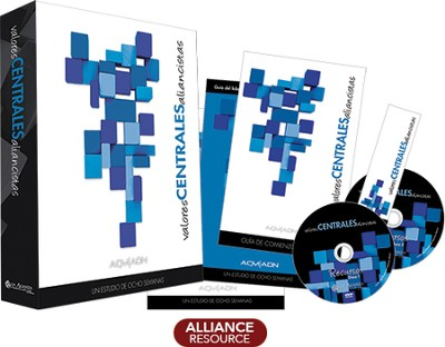 Valores Centrales Aliancistas Values, Estudio de 8 Semanas  (Alliance Core Values, 8 Week Study Set)  -     By: The Christian, Missionary Alliance
