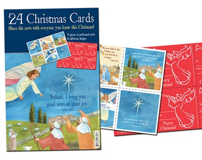Good News Great Joy, Make Your Own Christmas Cards and Tags  -