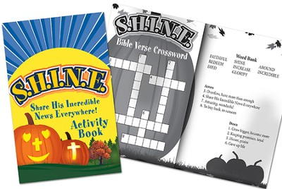 SHINE Activity Book  -