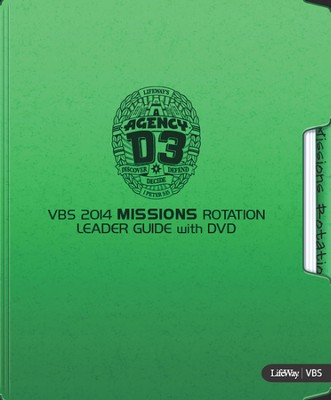 Missions Rotation Leader Guide With DVD  -