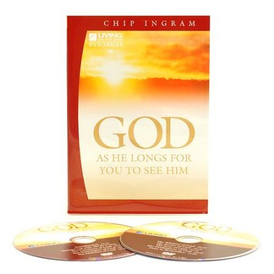 God As He Longs For You To See Him DVD Set   -     By: Chip Ingram