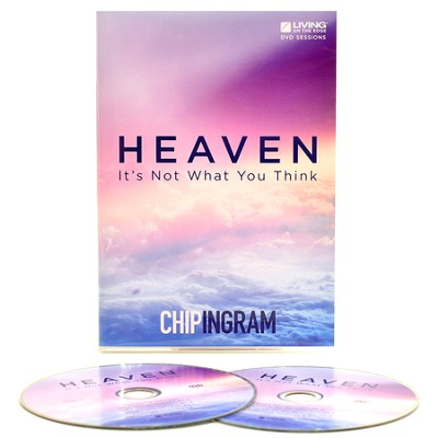 Heaven DVD Set   -     By: Chip Ingram