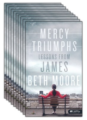 Mercy Triumphs: Lessons from James (Pack of 10)  -     By: Beth Moore