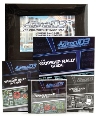 Worship Rally Pack  -