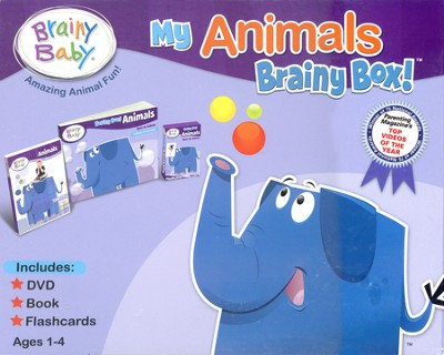 My Animals: Brainy Box!   -