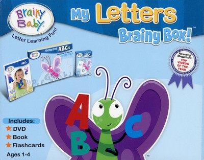 My Letters Brainy Box!   -