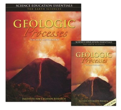 Geologic Processes - Curriculum Supplement   -