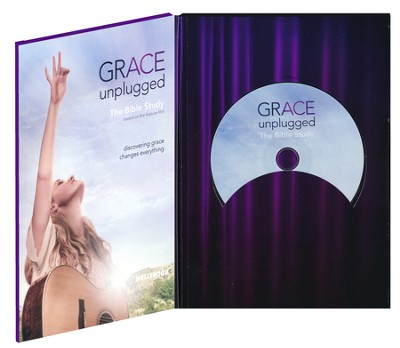 Grace Unplugged: The Bible Study, Adult Leader Kit  -     By: Brad J. Silverman, Russ Rice, Spence Shelton