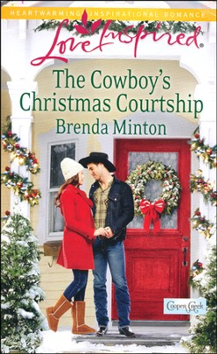 The Cowboy's Christmas Courtship  -     By: Brenda Minton