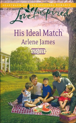His Ideal Match  -     By: Arlene James