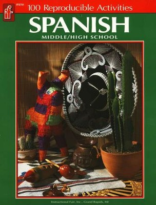 Spanish: Middle/High School   -