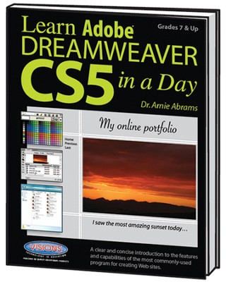 Learn Dreamweaver CS5 in a Day   -     By: Arnie Abrams