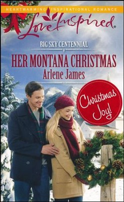 Her Montana Christmas  -     By: Arlene James