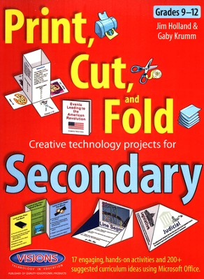 Print Cut & Fold Secondary, Texas Edition   -     By: Jim Holland, Gaby Krumm