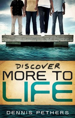 Discover More to Life, DVD Leader Kit  -     By: Dennis Pethers