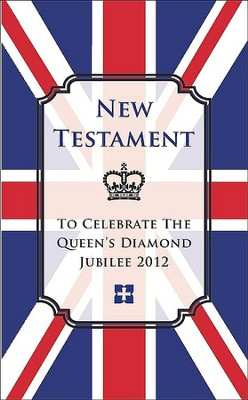 NIV Queen's Jubilee New Testament  -     By: Biblica
