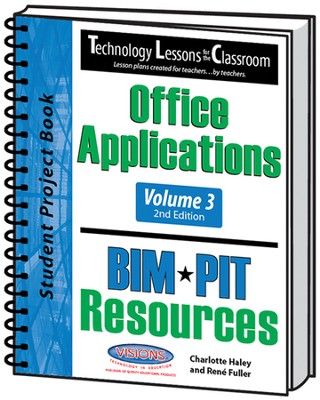 Technology Lessons: Office Applications Bundle 3   -