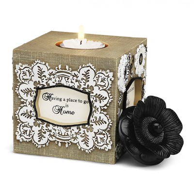 Blessing Candle Holder  -