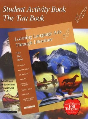 Learning Language Arts Through Literature, Grade 6, Activity Tan   -     By: Susan S. Simpson, Diane Welch