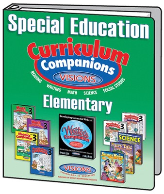 Special Education Elementary Visions Bundle   -     By: Arnie Uretsky