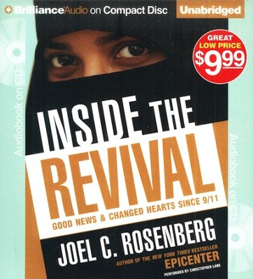Inside the Revival: Unabridged Audiobook on CD  -     By: Joel C. Rosenberg