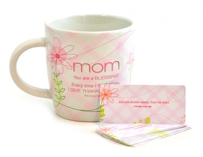 Cup of Encouragement for Mom  -