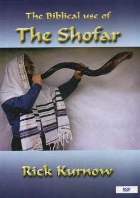 The Biblical Use of the Shofar--DVD   -     By: Rick Kurnow