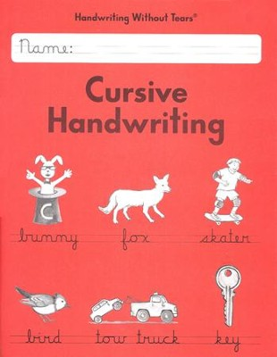 Cursive Handwriting Student Workbook Grade 3, Updated Edition   -