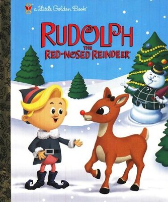 Rudolph The Red-Nosed Reindeer  -