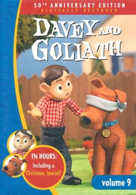 Davey and Goliath, Volume 9, DVD   -