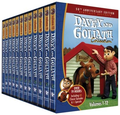 Davey and Goliath, 12-DVD Boxed Set   -