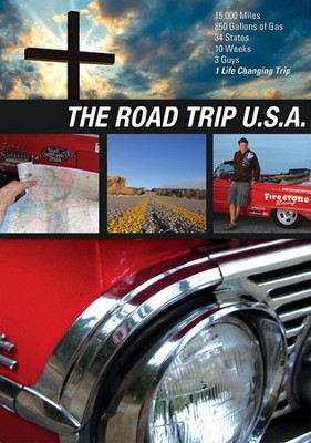 The Road Trip U.S.A. DVD   -