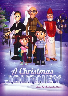 A Christmas Journey, DVD   -