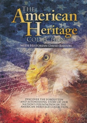 The American Heritage Collection: Seven DVD Set   -     By: David Barton
